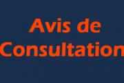 Avis Consultation N°07