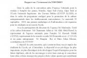 rencontre ENSTP-ANSEJ du 25-09-20019